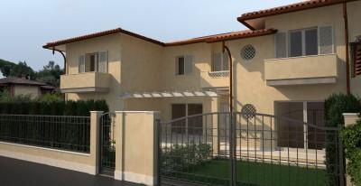 Villa a schiera-Tonfano